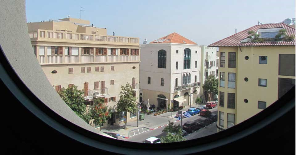 The history of Jaffa