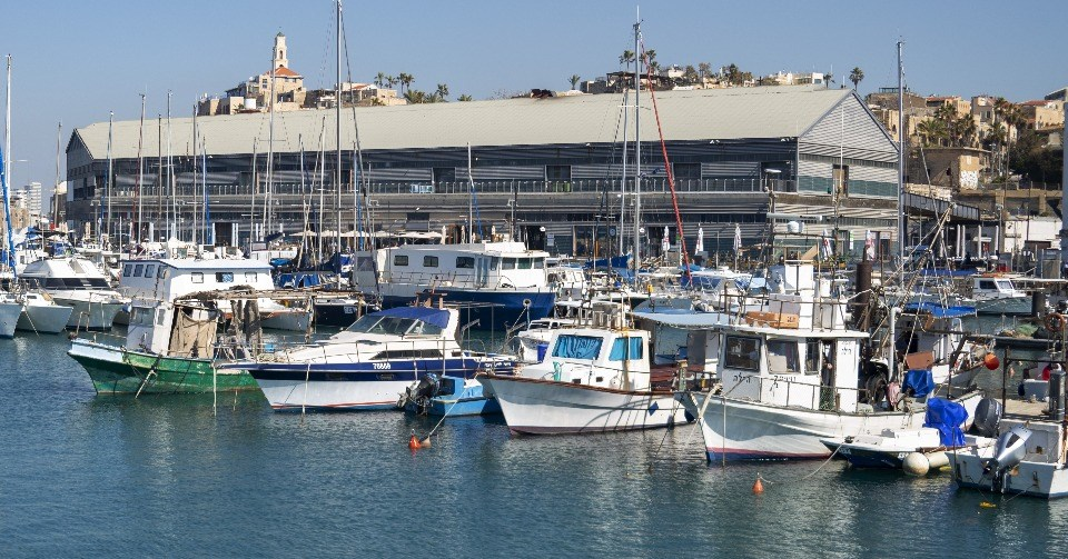 port of the Jaffa