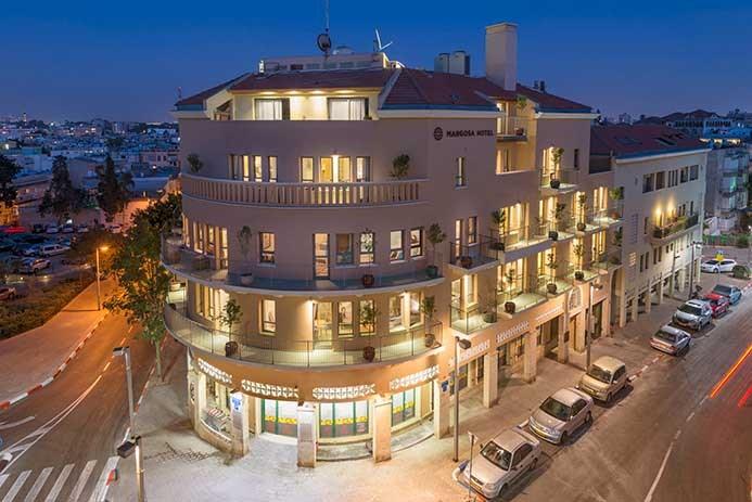 Margosa hotel